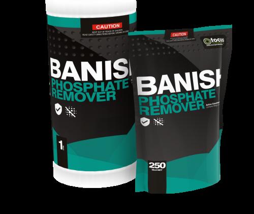 Banish Phosphate Remover