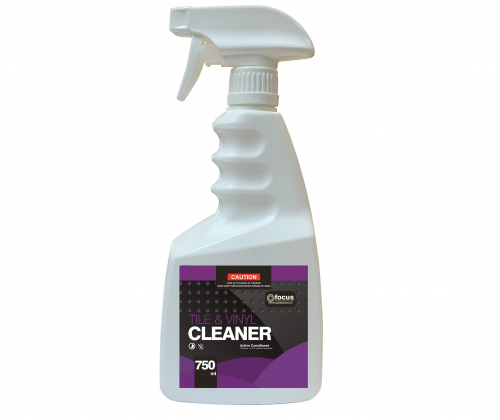 Tile and Vinyl Cleaner